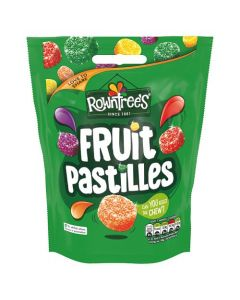 Rowntree's Fruit Pastilles Sharing Bag 10x150g