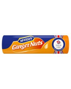 McVitie's Ginger Nuts 12x250g